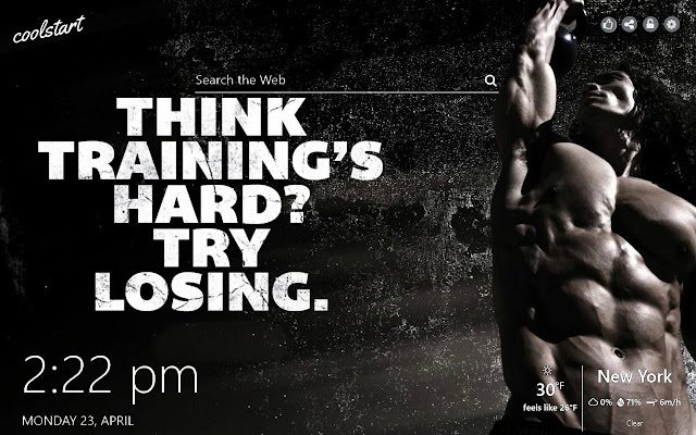 Gym Fitness Motivation HD Wallpapers Theme