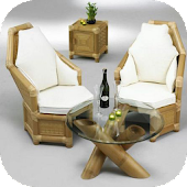 Bamboo Furniture Design Ideas