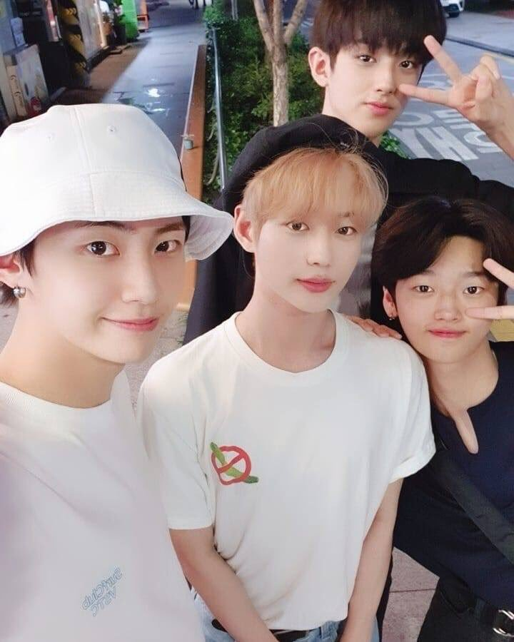former produce x 101 contestants