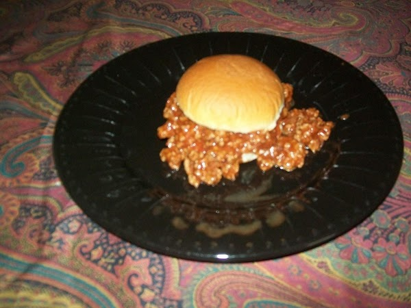 Sloppy Joe,s Recipe