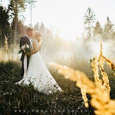 Wedding photographer Kamil Kubjatko (KamilKubjatko). Photo of 06.02.2019