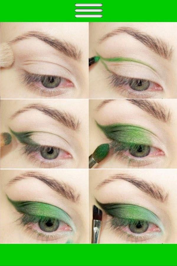 Eyes makeup step by step 2016 - Android Apps on Google Play