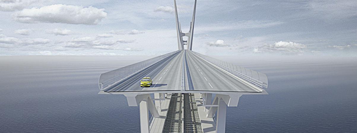 Femern Crossing bridge and tunnel concepts - TunnelTalk