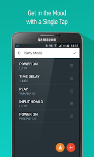 App AnyMote Universal Remote + WiFi Smart Home Control APK for Windows Phone