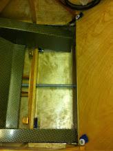 Photo: suite et fin montage siège