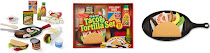 Melissa & Doug Fill and Fold Taco and Tortilla Set Toy - 43pc