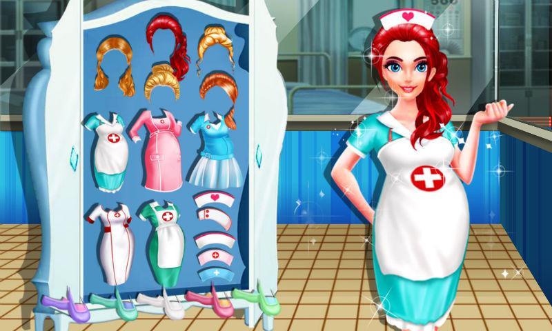 android Infirmière maman SPA - Salon Screenshot 2