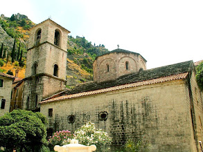 Photo: Kotor - St Mary's Church