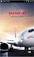 Screenshot of Eastar Jet