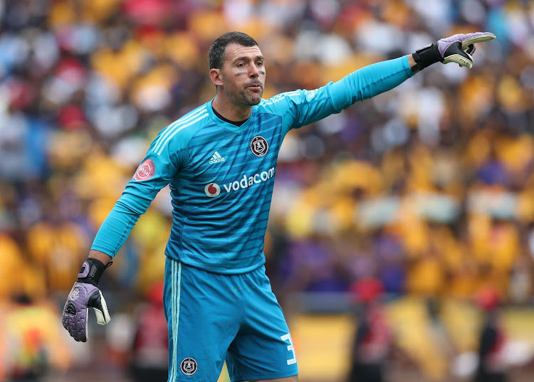 Orlando Pirates' goalkeeper Wayne Sandilands is confident of progressing to the quarterfinals of the Caf Champions League.