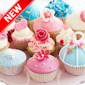 Cute Cupcake Wallpaper icon