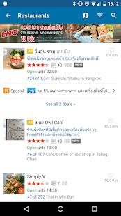 Wongnai: Restaurants & Reviews Screenshot 5