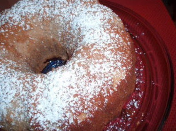 Chocolate Pound Cake Recipe