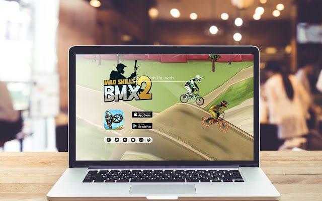 Mad Skills BMX HD Wallpapers Game Theme