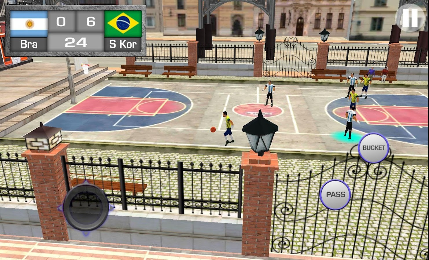 Basketball 2017- screenshot