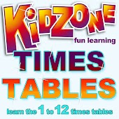 Times Tables - Learn the 1 to 12 Times Tables