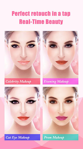 InstaBeauty -Makeup Selfie Cam 5.0.9 screenshots 1