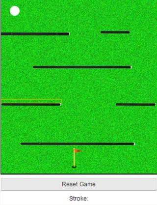 Mini Flick Golf
