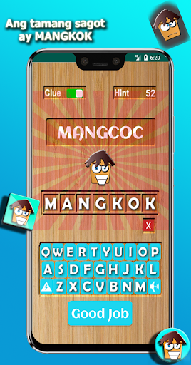 CRAZYWORD u25b2 UNIQUE WORD GAME (Filipino, English) android2mod screenshots 7