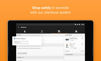 JUMIA Online Shopping APK screenshot thumbnail 10