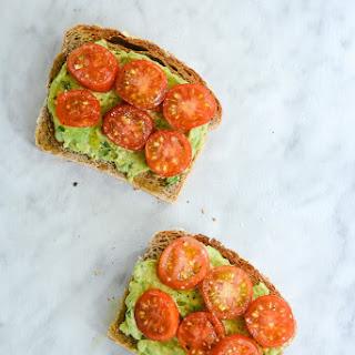 Tomato Avocado Toast Recipe