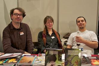 Photo: Christophe Thill, Sylvie Dupin et Jacques Fuentealba