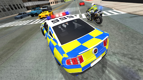 Police Car Driving vs Street Racing Cars 2