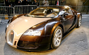 Photo: NEW YORK - APRIL 2: The Bugatti Veyron FBG with interior by Hermes sits on display outside the Hermes Boutique on April 2, 2008 in New York City.  (Photo by Amy Sussman/Getty Images)   Original Filename: 80495712.jpg