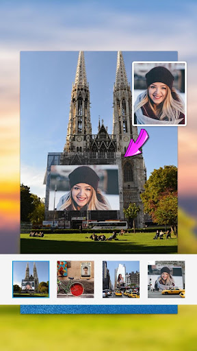 Photo In Hole - Photo Frame, Photo Editor for PC