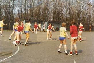Photo: H.M.S.H. Dames ? 1981