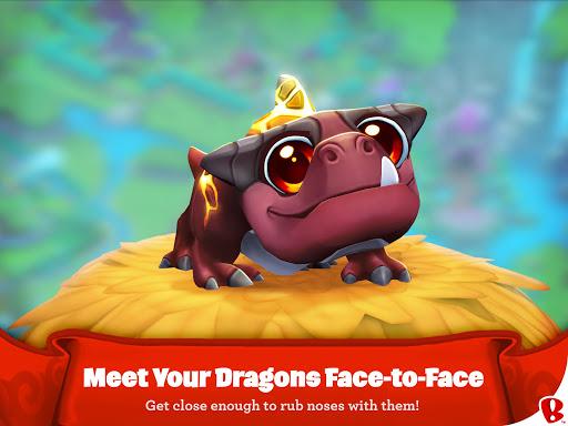 DragonVale World Screenshot
