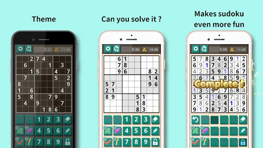Sudoku classic modavailable screenshots 4