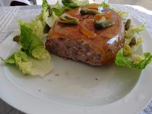 La chambre d'hôtes l'Esclériade à Entrechaux vous propose ses paniers repas faits maison