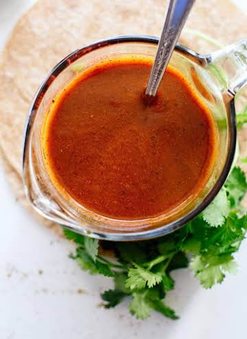 How to Make Enchilada Sauce - Cookie and Kate