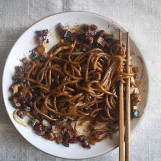 Black Bean Spaghetti Noodles Recipes.