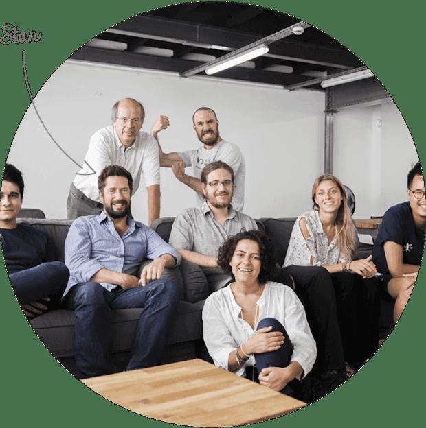 Team Orson, experts en création de sites
