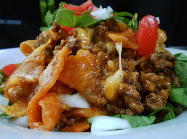 Frito Enchilada Pie Recipe
