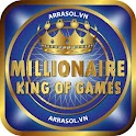 Millionaire - King of Games icon
