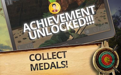 아처 : 양궁, 스포츠 3D|玩體育競技App免費|玩APPs