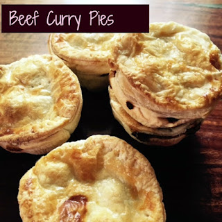 Best Curried Beef Pies Ever