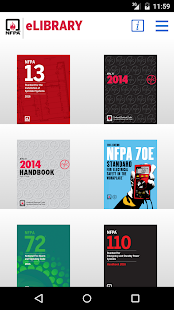NFPA eLibrary- screenshot thumbnail