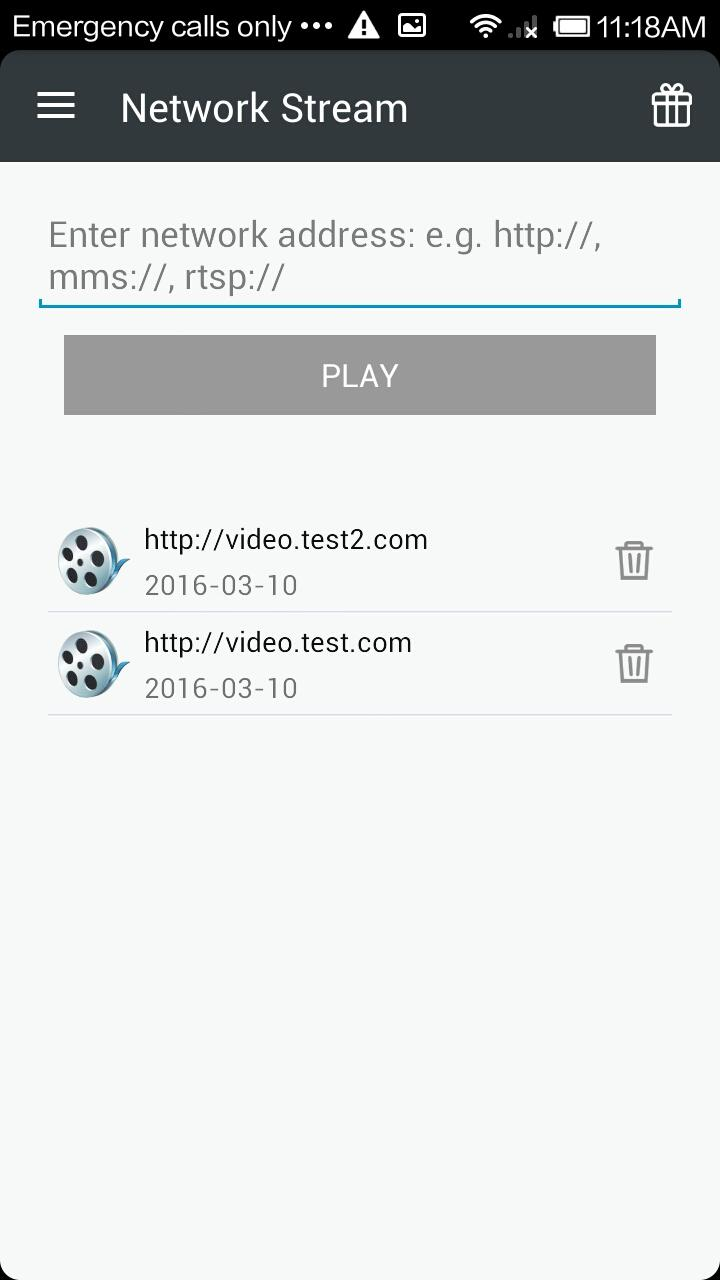 Video Player for Android screenshot #8