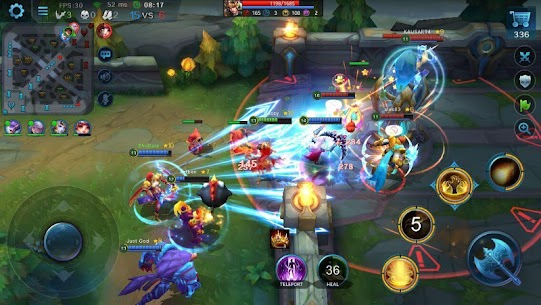 Heroes Evolved Mod Apk Download For Android and Iphone 7