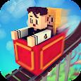 Theme Park Craft: Build Rollercoaster & Ride apk
