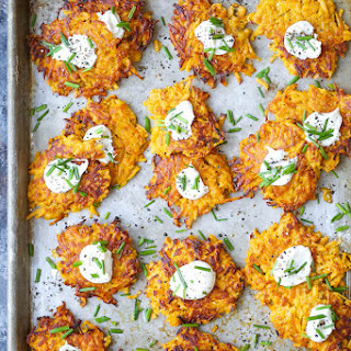 Butternut Fritters Recipes