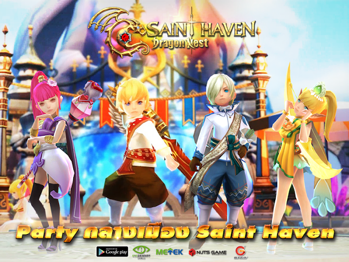Dragon Nest – Saint Haven MOD Apk