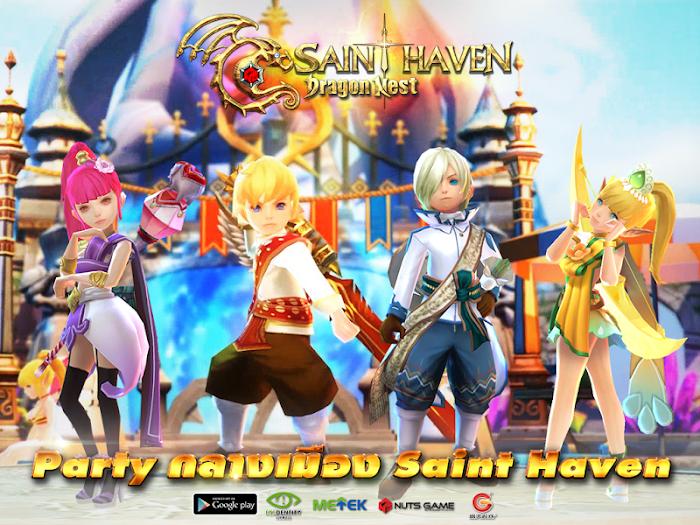 Dragon Nest – Saint Haven MOD Apk