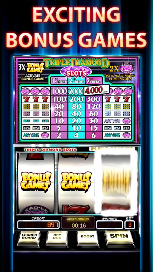 Spiele Triple Diamond 9 - Video Slots Online