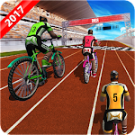BMX Bicycle Racing Simulator Icon