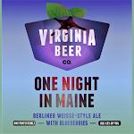 Virginia Beer Co. One Night In Maine